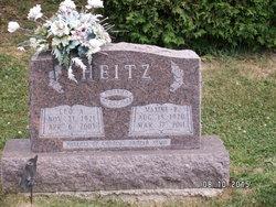 Maxine Rose <I>Bechen</I> Heitz