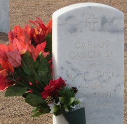 Carlos Garcia, Sr