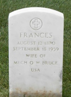 Frances Bruce