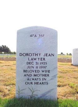 Dorothy Jean <I>Barron</I> Lawyer