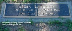 "William Bruce ""Billy"" Fraley"