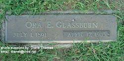 Ora E. Glassburn