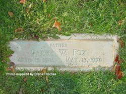 Ralph William Fox