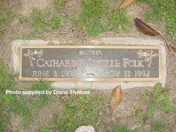Catherine Lucille Folk