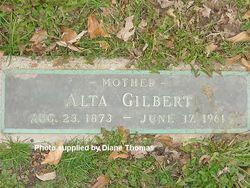 Alta <I>Pryor</I> Gilbert