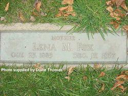 Lena M. Fox