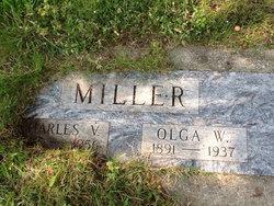 Olga <I>Wibe</I> Miller