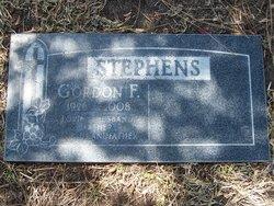 Gordon Fitzhugh Stephens, Jr
