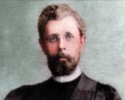 Rev George Christian Frederick Haas