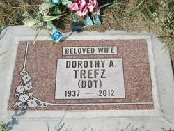 "Dorothy Anne ""Dot"" <I>Webster</I> Trefz"