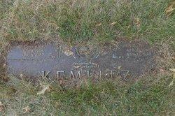 Margaret <I>Kamprath</I> Kemlitz