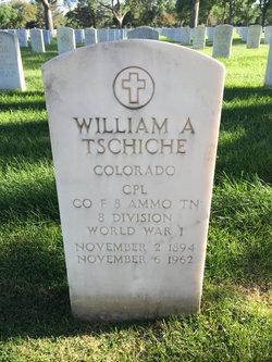 William A Tschiche
