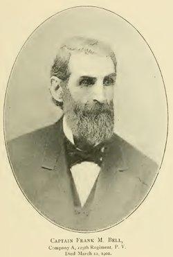MAJ Francis Marion Bell