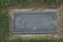 Hayward Betha