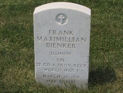 Frank Maximillian Bienker