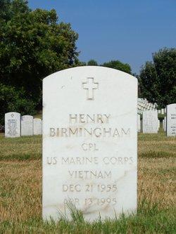 Henry Birmingham