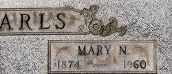 Mary Neva <I>Justice</I> Earls