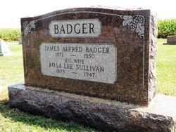 Rosa Lee <I>Sullivan</I> Badger