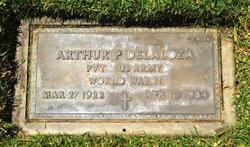 Arthur P Delaloza