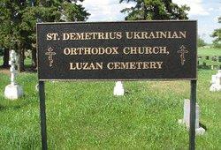 Saint Demetrius Ukrainian Orthodox Cemetery