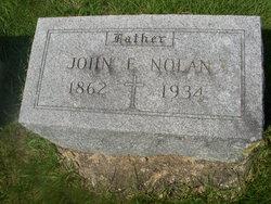 John E Nolan