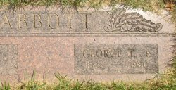 George T Abbott Jr.
