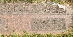 George T Abbott Jr.