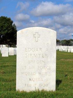 Edgar A Sirmyer