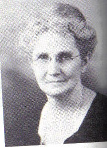 Ella Leonora <I>Butler</I> Bingham