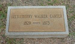 Littleberry Walker Carter