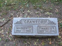 Mary Elizabeth <I>Boone</I> Crawford