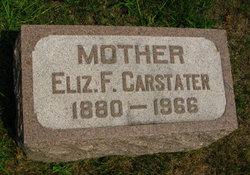 Elizabeth <I>Frey</I> Heisey-Carstater