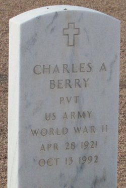 Charles A Berry