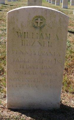 William A Bezner