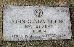 John Gustav Billing