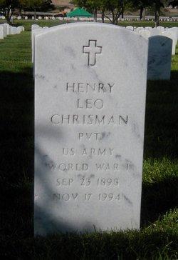 Henry Leo Chrisman
