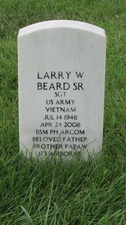 Larry Wayne Beard, Sr