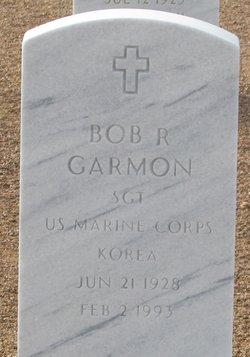 Bob R Garmon
