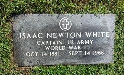 Isaac Newton White