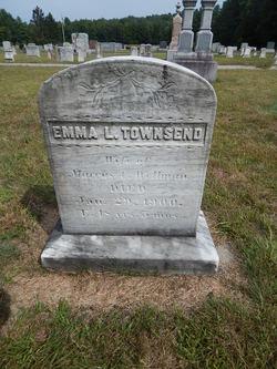 Emma Louise <I>Brown</I> Wellman