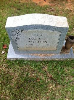 Hassie E. Wilburn