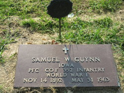Samuel William Guynn