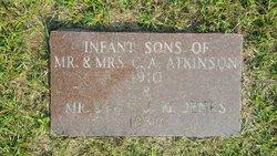 Infant Son Atkinson