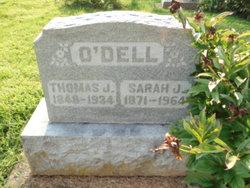 Thomas Jackson O'Dell