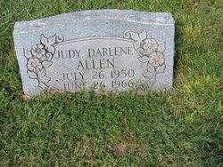 Judy Darlene Allen
