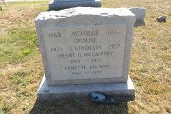 Annette <I>Larocque</I> McCaffrey
