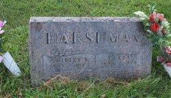 Clara <I>Hudson</I> Harshman