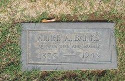 Alice Adelia <I>Willson</I> Banks