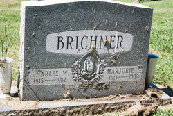 "Marjorie Valentine ""Candy"" <I>Canby</I> Brichner"