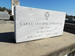 Larry Antoine Thibodeaux, Sr